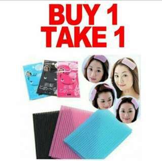 BUY1TAKE1 HAIR VELCRO PAD