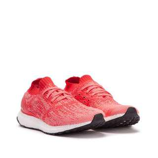 ADIDAS ULTRABOOST UNCAGED SHOES :: ray red