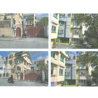 For Sale Foreclosed Townhouse in Champaca St Roxas Dist Quezon City