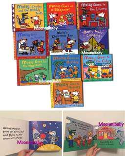 (預訂) 🇮🇸英國入口一Maisy First Experiences Collection (10 books)