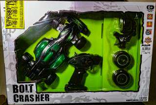 For Sale: SpeedTech Bolt Crusher Remote Control Stunt Car