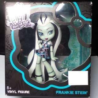 MONSTER HIGH Wave 1 Frankie Stein Vinyl Figure