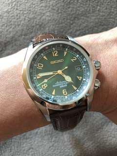 Seiko Alpinist Automatic Watch SARB017