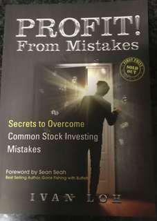 Profit from mistakes