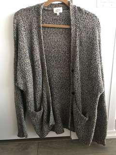 ARITZIA: Oversized Wool Cardigan