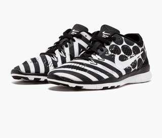 Nike WOMENS FREE 5.0 TR FIT 5 PRT :: size 6.5