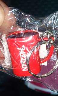 Nescafe Mini Mug Keychain