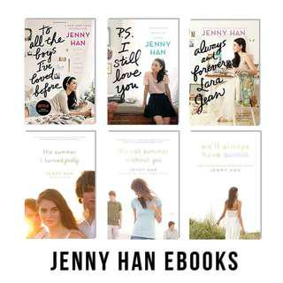 Ebook - To all the boys ive Loved before / Summer i turned pretty by Jenny Han Ebooks