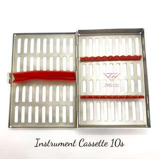 Instrument Cassette