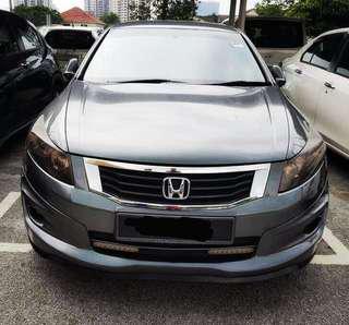 Honda Accord 2.4 SAMBUNG