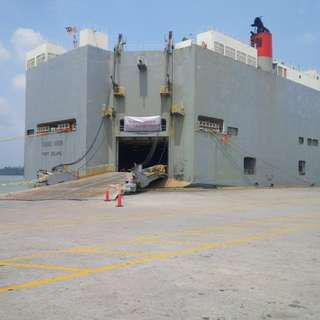Shipping @ Export Car to Sabah & Sarawak