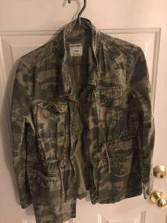 Womens Old Navy Army Jacket- size M