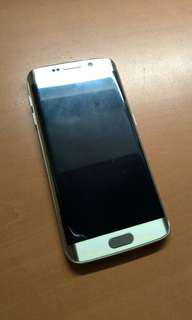 Samsung galaxy s6 edge 32gb silver