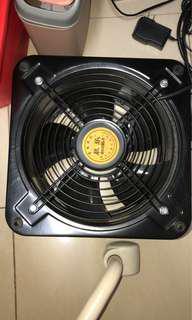 大風扇/抽風機 (可diy成模型抽油機)