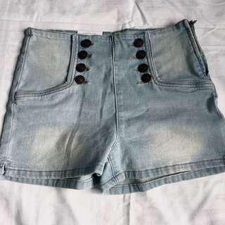 BNWOT High Waisted Shorts