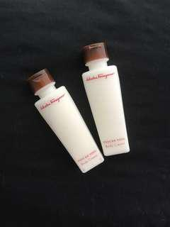 Salvatore Ferragamo Lotion