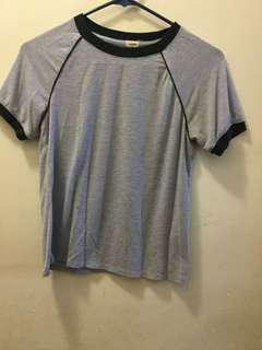 Garage Blue shirt