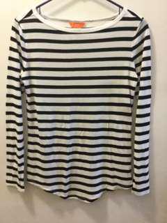 Joe Fresh striped shirt