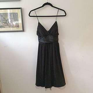 BNWT Jessica Size 12 Black Dress