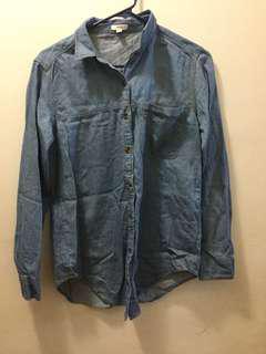 Ardene button up shirt