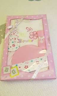 5 pcs Baby Girl Gift Set