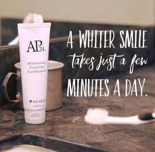 AP24 Whitening Toothpaste 110gr