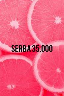 DRESS HANYA 35000 RIBU SAJA