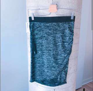 Aritzia Wilfred Black and Grey Skirt NWT Size Small