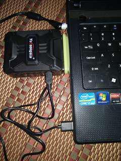 ekzos fan sedut haba untuk laptop
