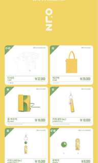 [INTEREST CHECK!] BTS - Exhibition Goods Oh Always