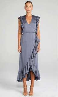 Shona Joy Wrap Dress - Size 14 NEW