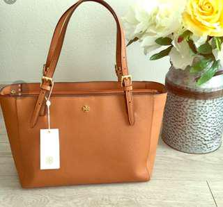 Tory burch york tote bag