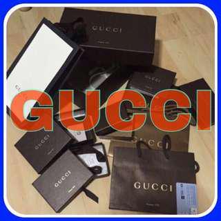 ⚜️ Gucci Hand Bag dust Shoe Box
