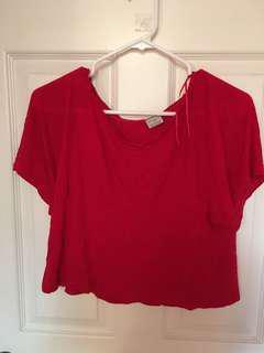 ZARA Red T-shirt