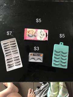 Cheap lashes