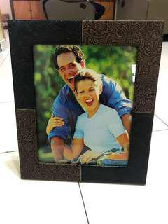 "Two Tone Photo Frame 8""x10"""