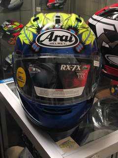 Arai Rx7 Russell
