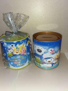 Customised Pororo Theme Goodie Packs