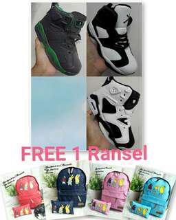 Sepatu Anak Sepatu Basket Anak Jordan