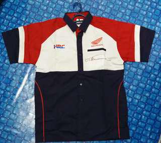 Original HRC Honda Shirt
