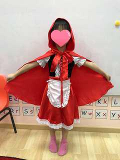 <RENTAL> Little Red Riding Hood Costume