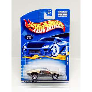 2000 HOT WHEELS SIDE KICK