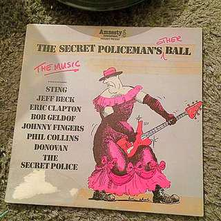 The Secret Policeman's Other Ball Record