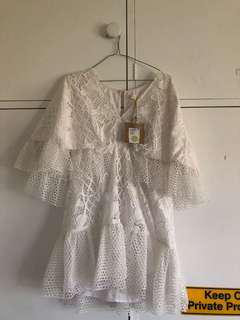 Stevie may dress( HIRE ONLY)