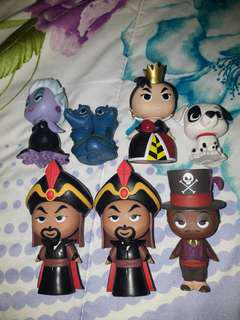 FUNKO MINIs Disney Villains