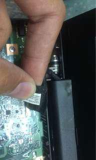 Asus laptop repair no power