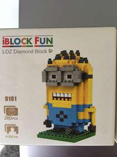 IBlock Fun LOZ Diamond Block
