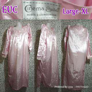 Pink nightgown / nighties / sleepwear
