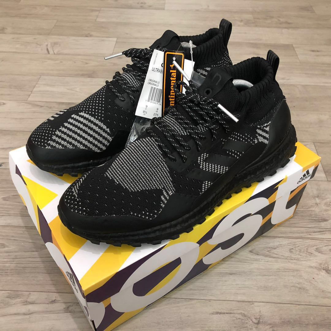 152379a7e31 100% Authentic Adidas Ultraboost Mid TR x Kith x nonnative size 9UK ...