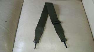 二戰美軍帆布槍帶
